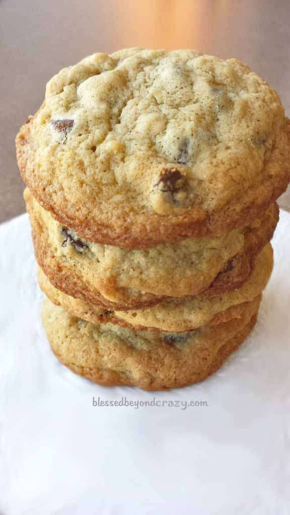 chocolate chip cookies6