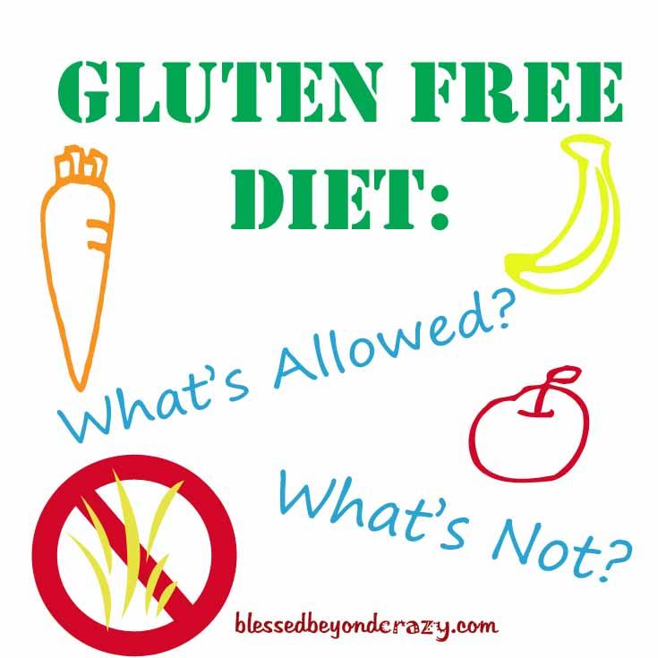 Gluten Free Diet Information on Happy Healthy News