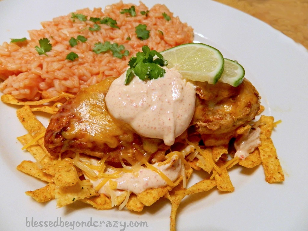 fiesta lime chicken