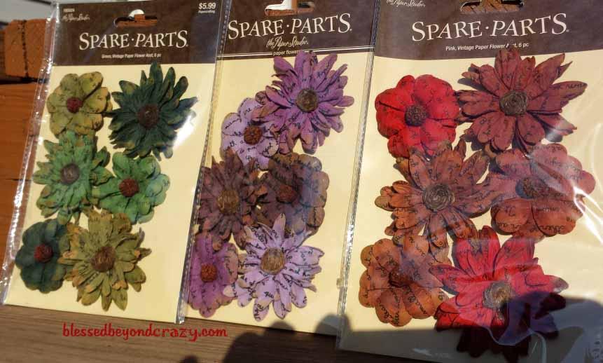 craft flowers