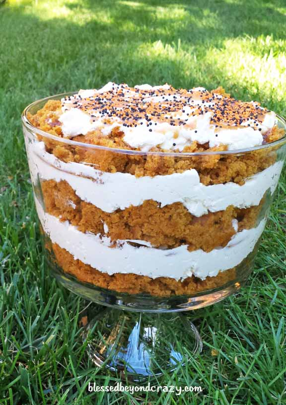 Pumpkin Trifles Recipe — Dishmaps