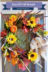 Easy DIY Fall Wreath (1)