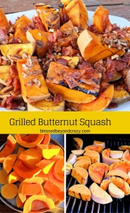 Grilled Butternut Squash