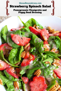 Strawberry Spinach Salad (1)