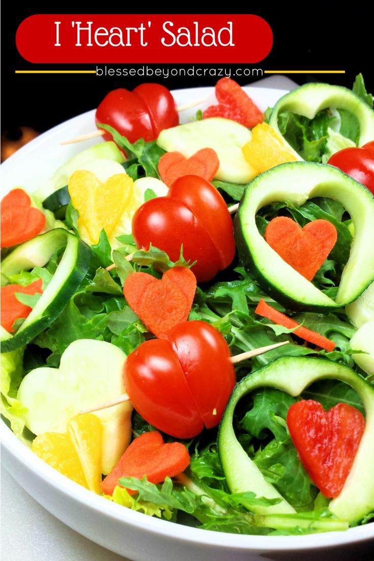 I Heart Salad