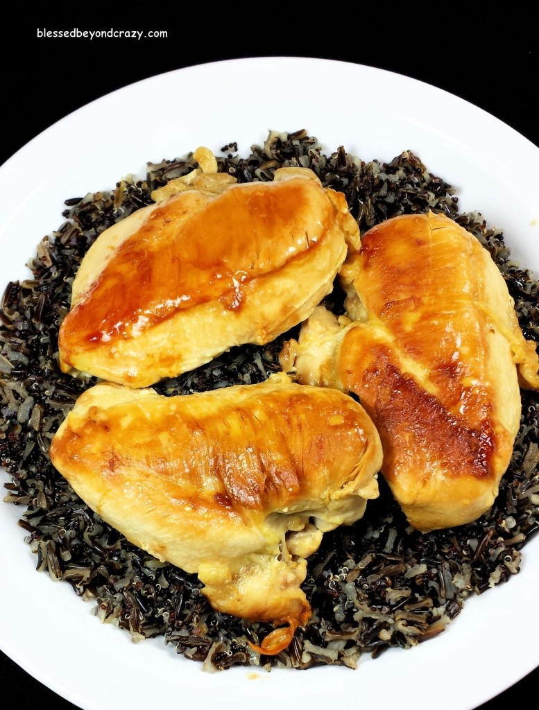 Wild Rice Quinoa Chicken 11