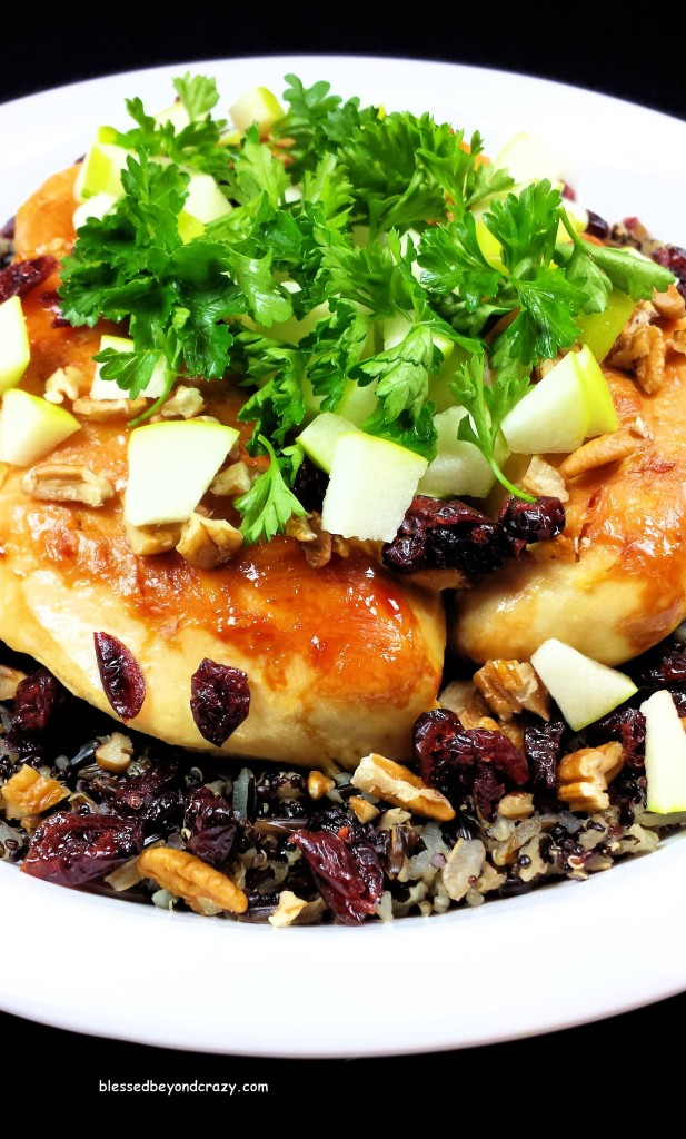 Wild Rice Quinoa Chicken 7