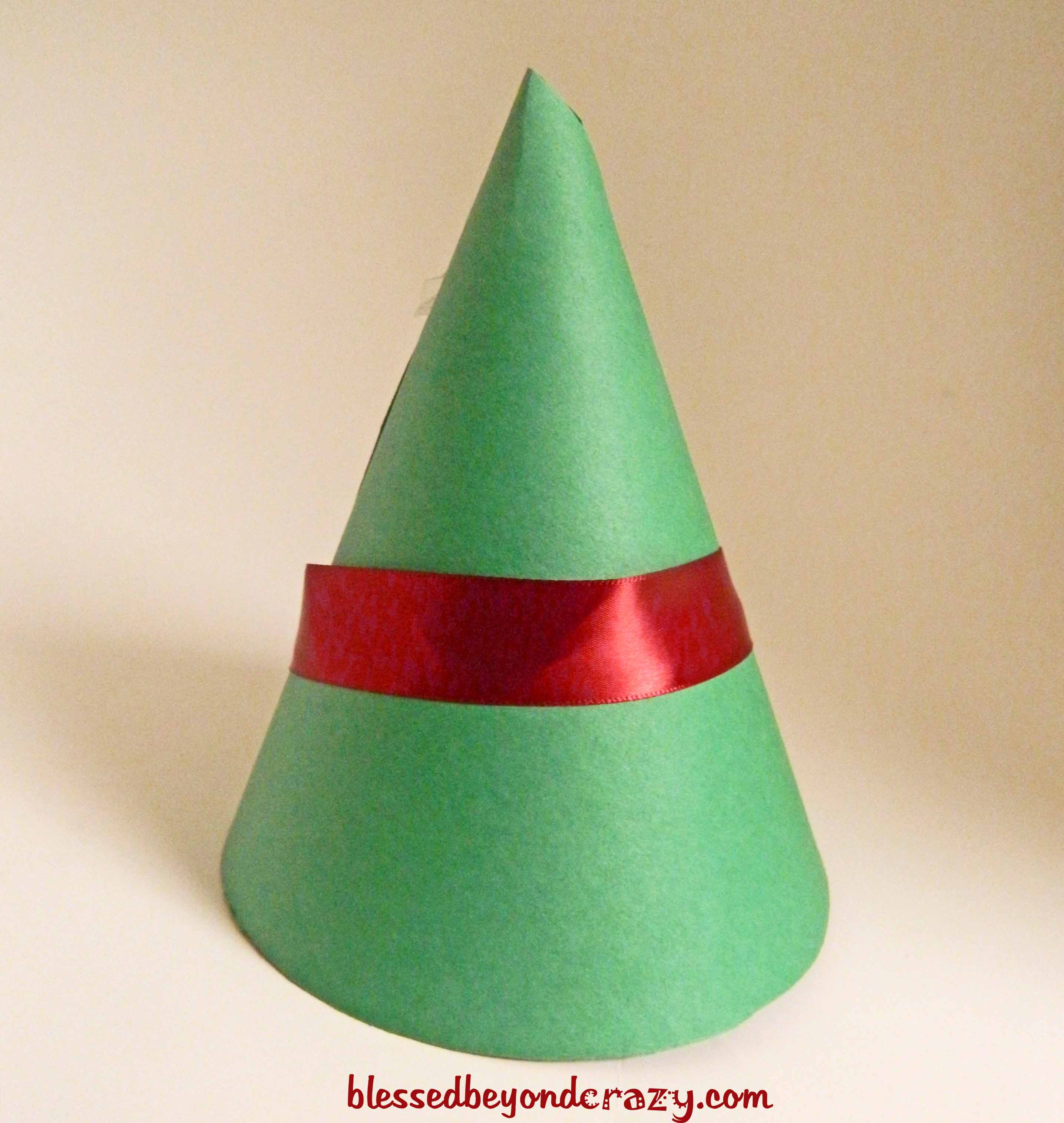 12 days of christmas crafts for kids roundup blessed for Craft hats for kids