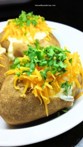 Twice Baked Potato 7