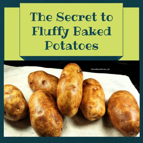 Easy Microwave Twice Baked Potatoes (GF