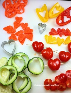 Valentine Salad 3