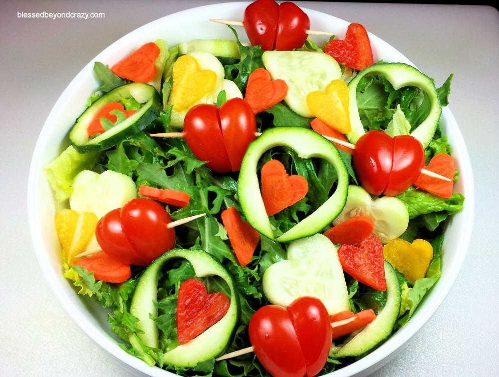Valentine Salad 4