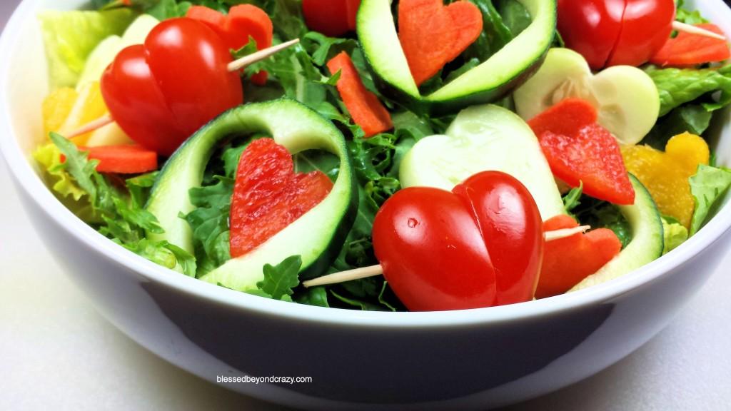 Valentine Salad 5