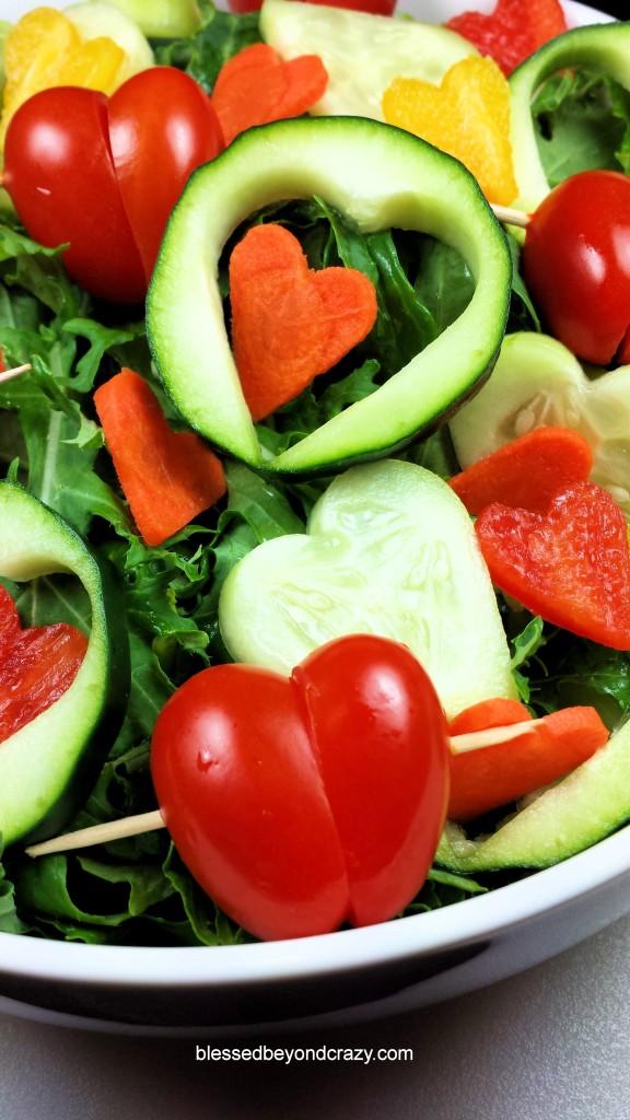 Valentine Salad 6