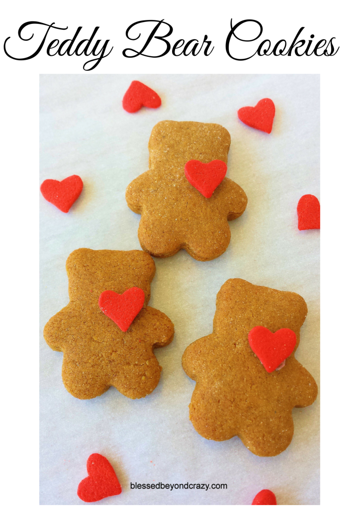 Teddy Bear Cookies 4