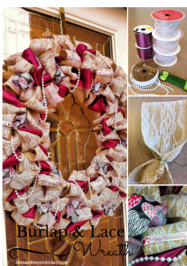 Burlap and Lace Wreath (1)