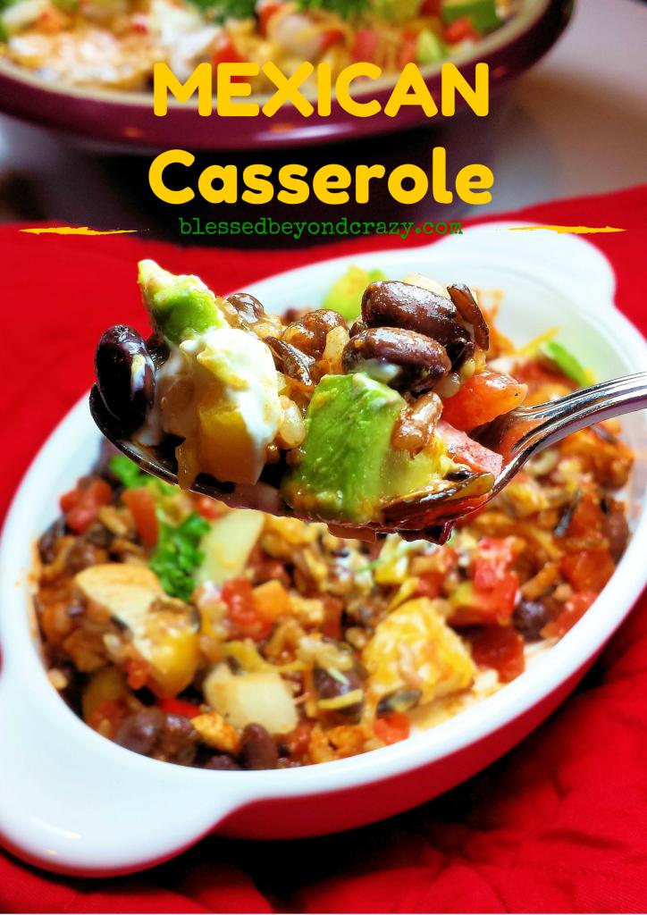 Mexican Casserole -