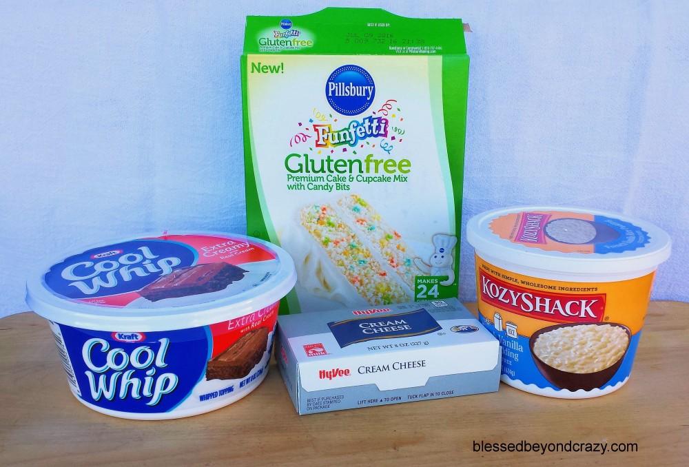 Funfetti Birthday Cake Trifle 2