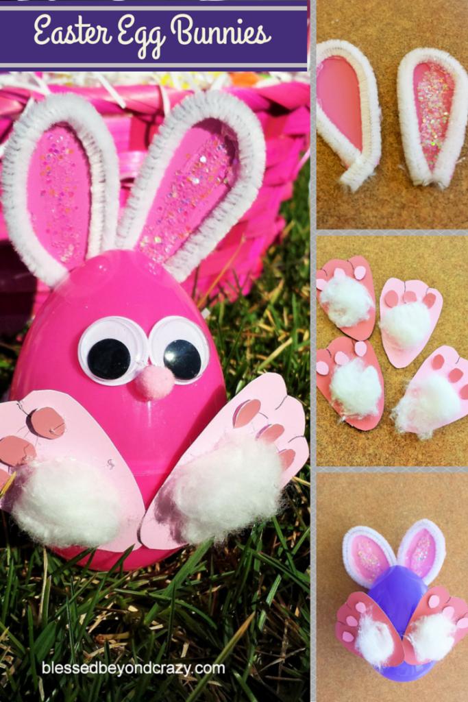 Easter Egg Bunnies 16