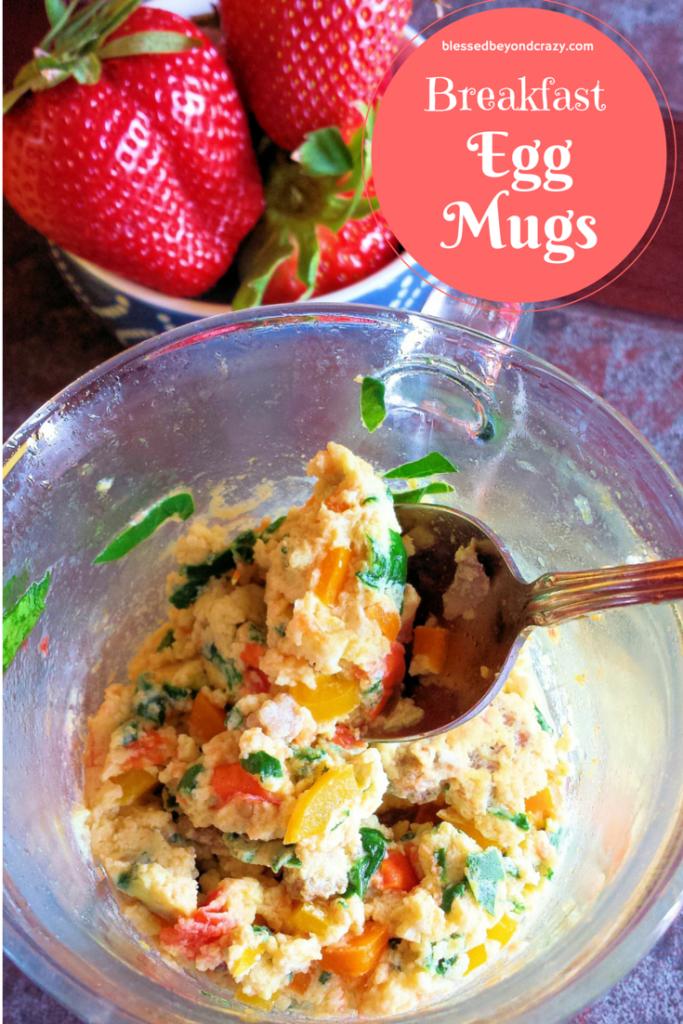 Breakfast Egg Mugs 1