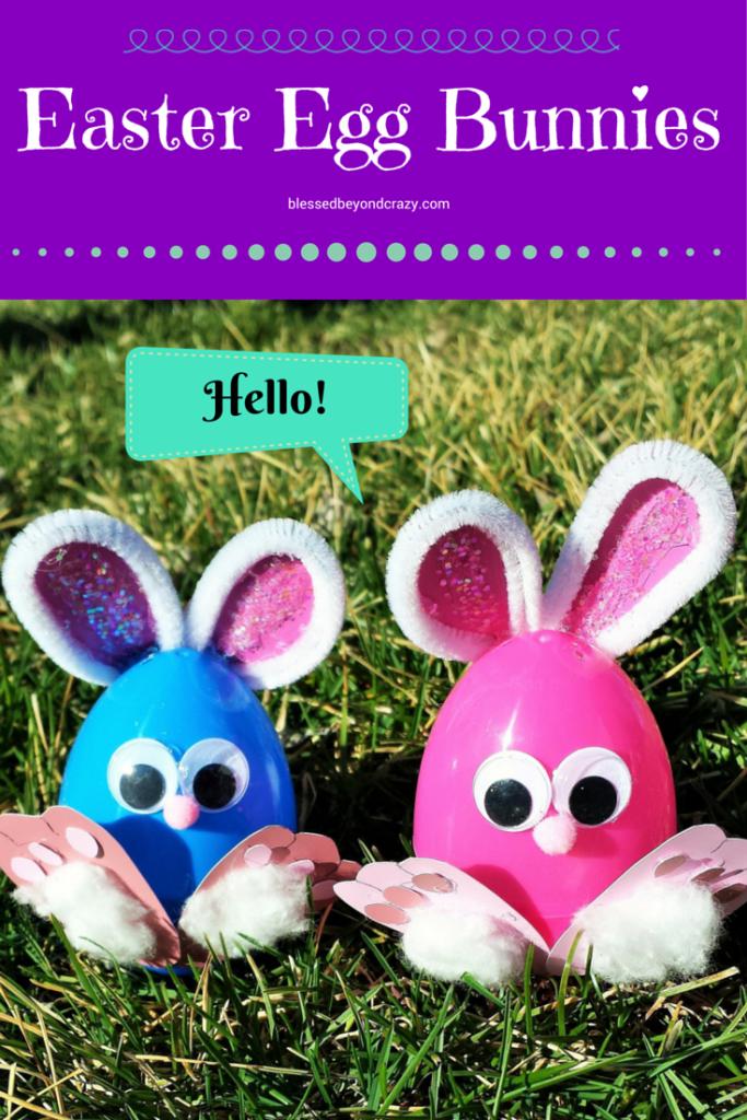 Easter Egg Bunnies 17
