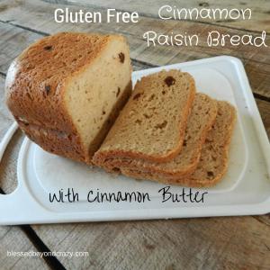 gluten free bread made in bread machine