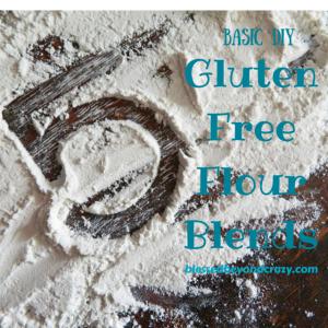 diy gf flour