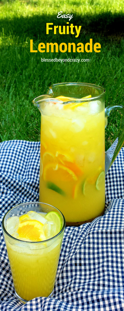 Fruity Lemonade