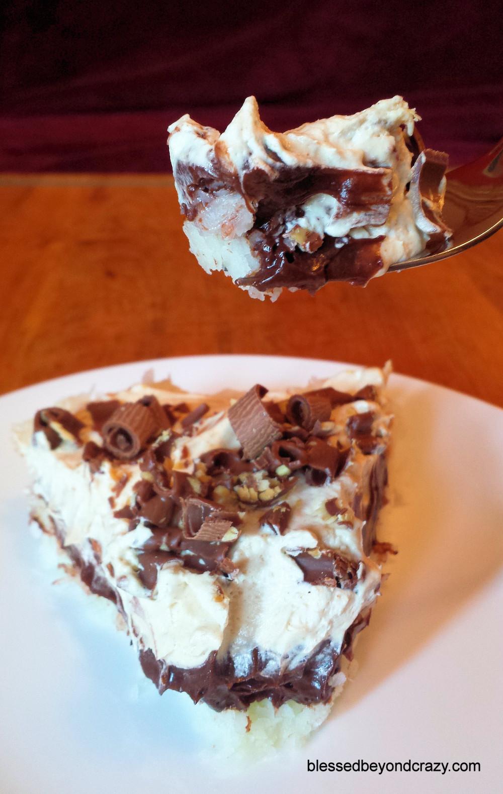No-Bake Pudding Pies 10