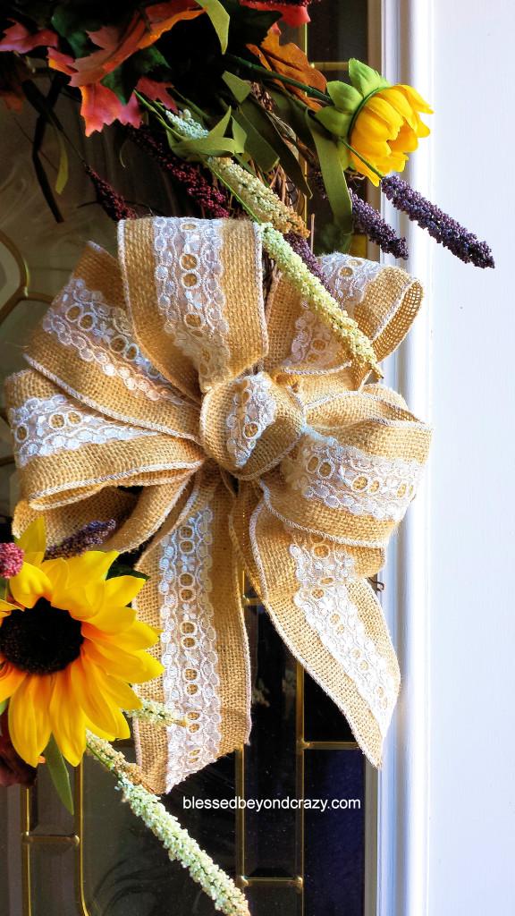 DIY Fall Wreath 14