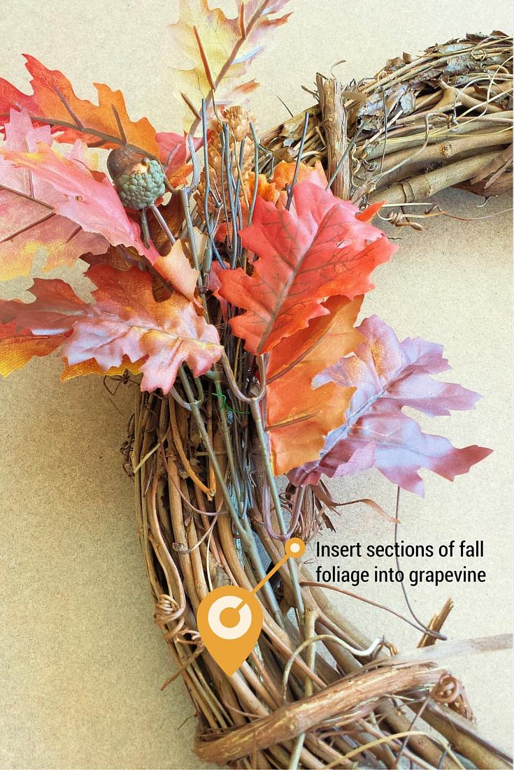 DIY Fall Wreath 2