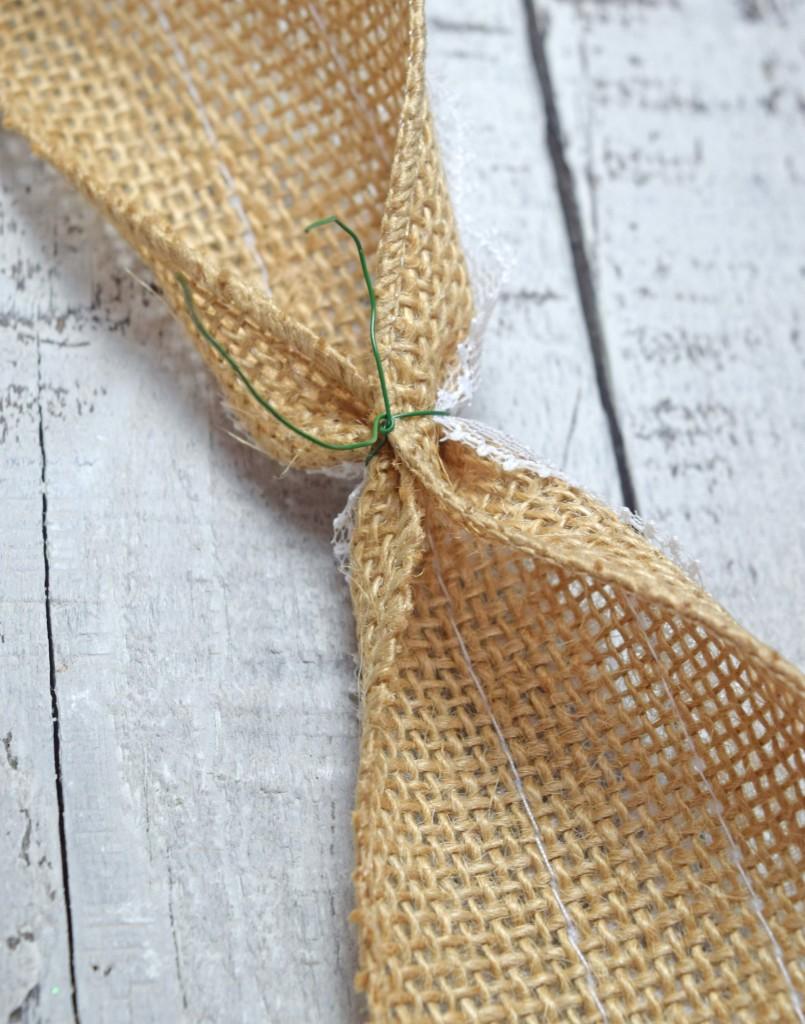 wire garland