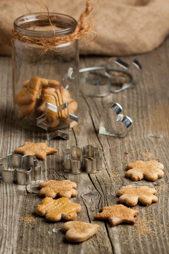 Eleven Charming Ways To Use Cookie Cutters This Christmas