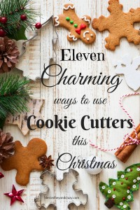 11 Ways to Use Cookie Cutters