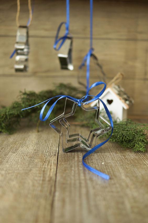 Christmas Cookie Cutter Decor 6
