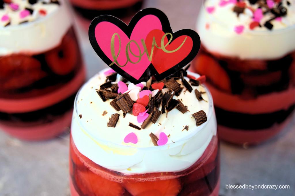 Valentine's Day Parfaits 7