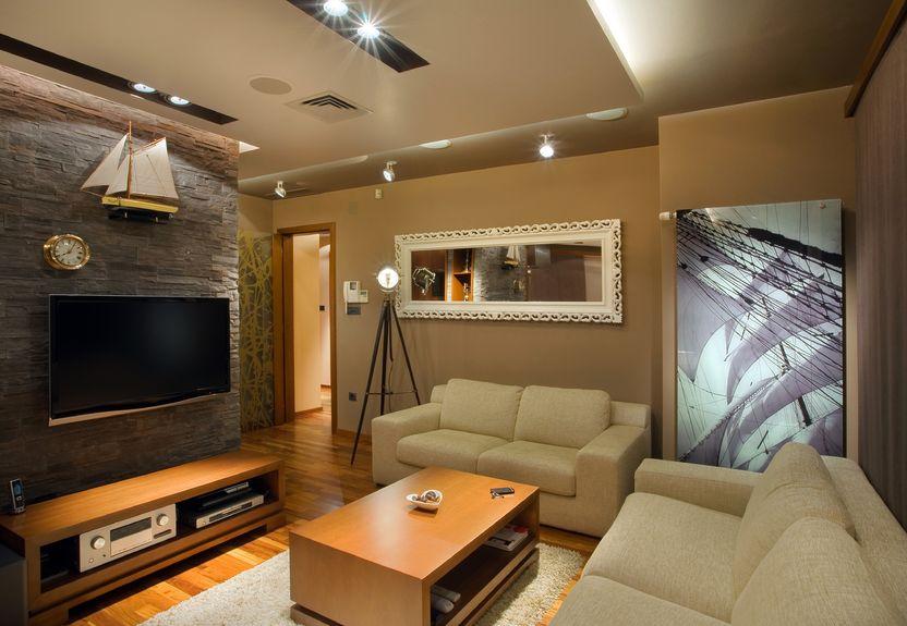 Cozy Warm Room
