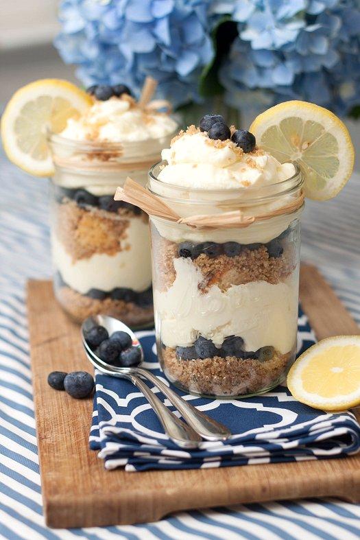 blueberrycheesecaketrifles