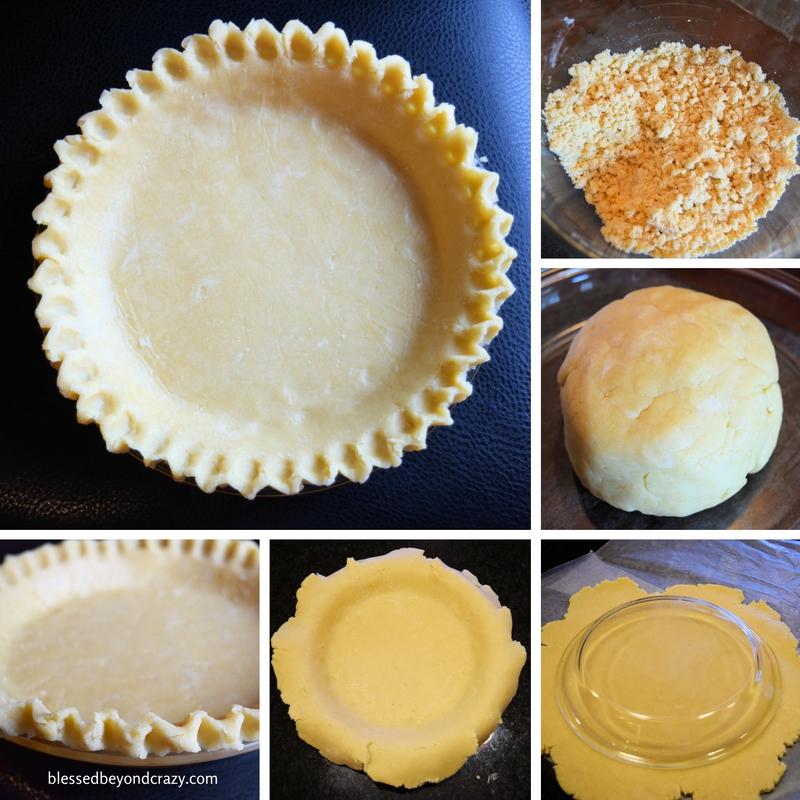 Viola Miller's Never Fail Pie Crust 1