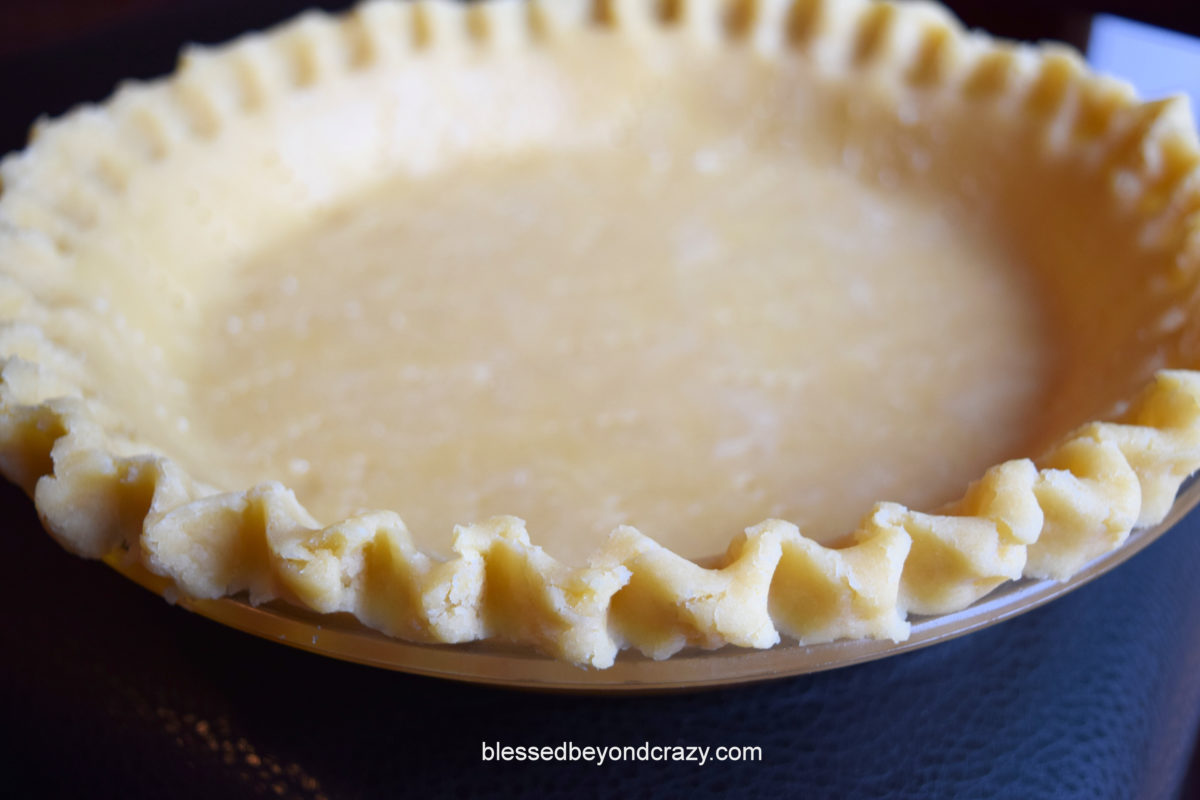 Viola Miller's Never Fail Pie Crust 2