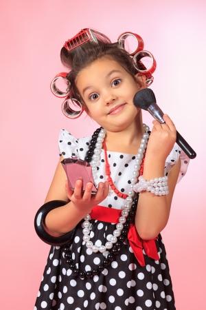 Retro Inspired Kids Photo Shoot Ideas