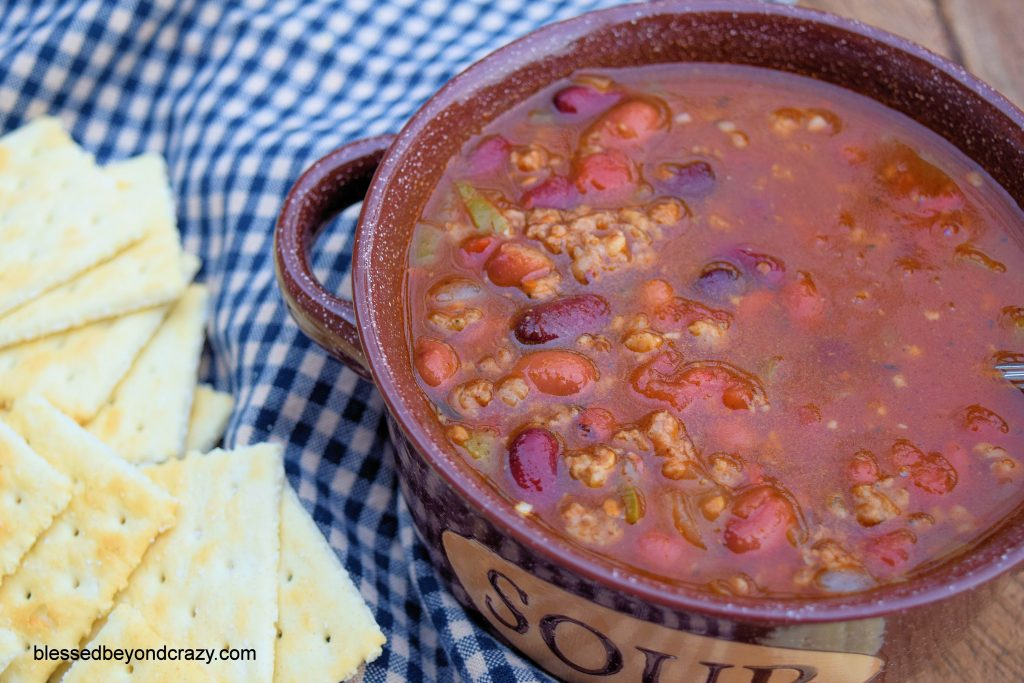 Benny's Famous Sweet and Spicy Crockpot Chili