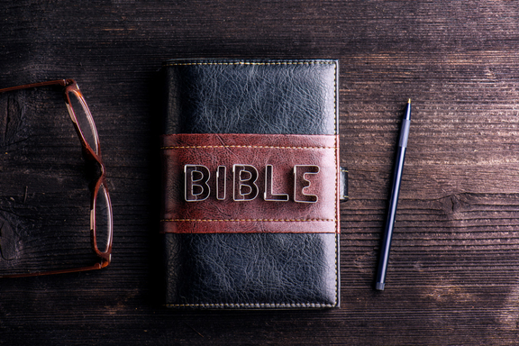 bible and note taking
