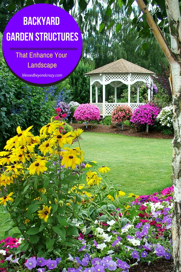 Backyard Garden Structures That Enhance Your Landscape