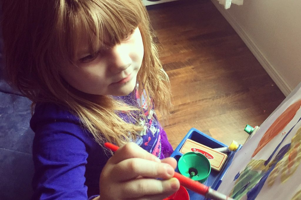 5 Developmental Benefits of Kids' Arts & Crafts