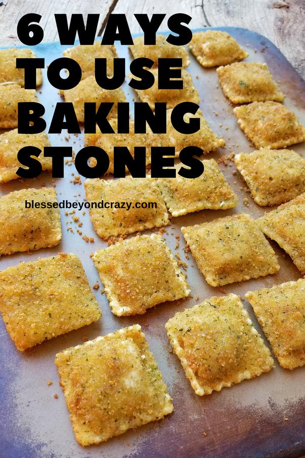 6 Ways to Use Baking Stones