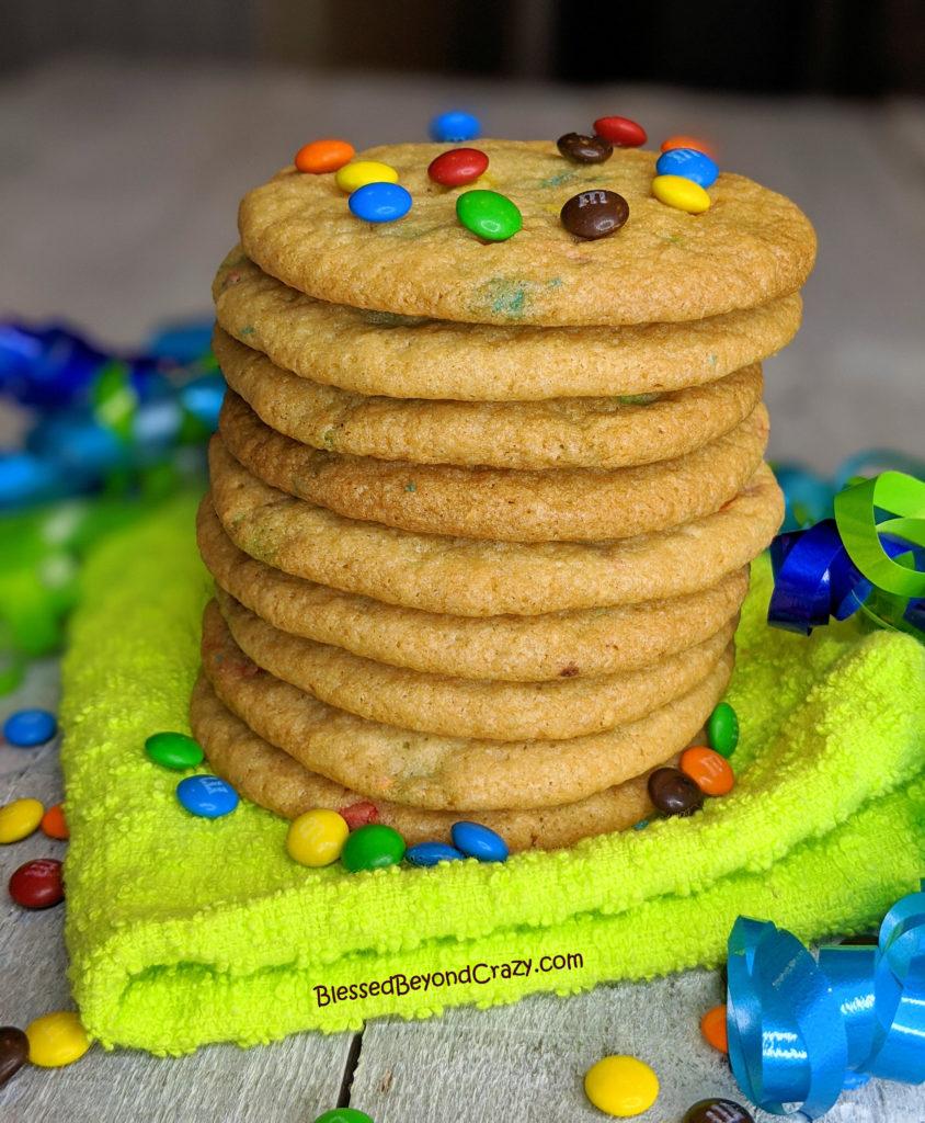 Big Stack of Kid's Favorite Gluten-Free Cookies
