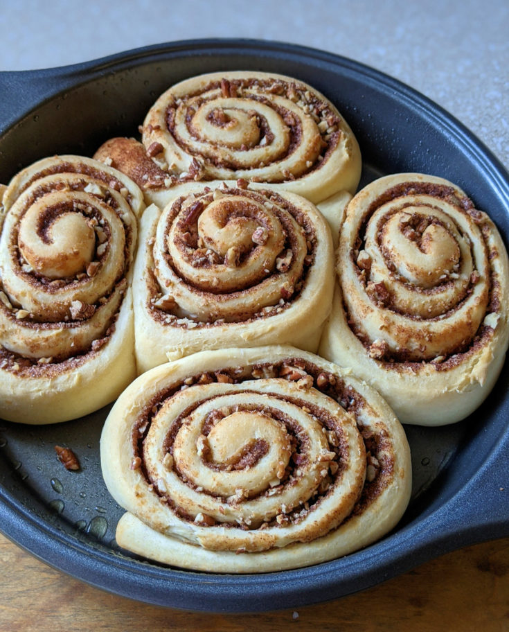Easy Cinnamon Rolls (Gluten-Free Option)