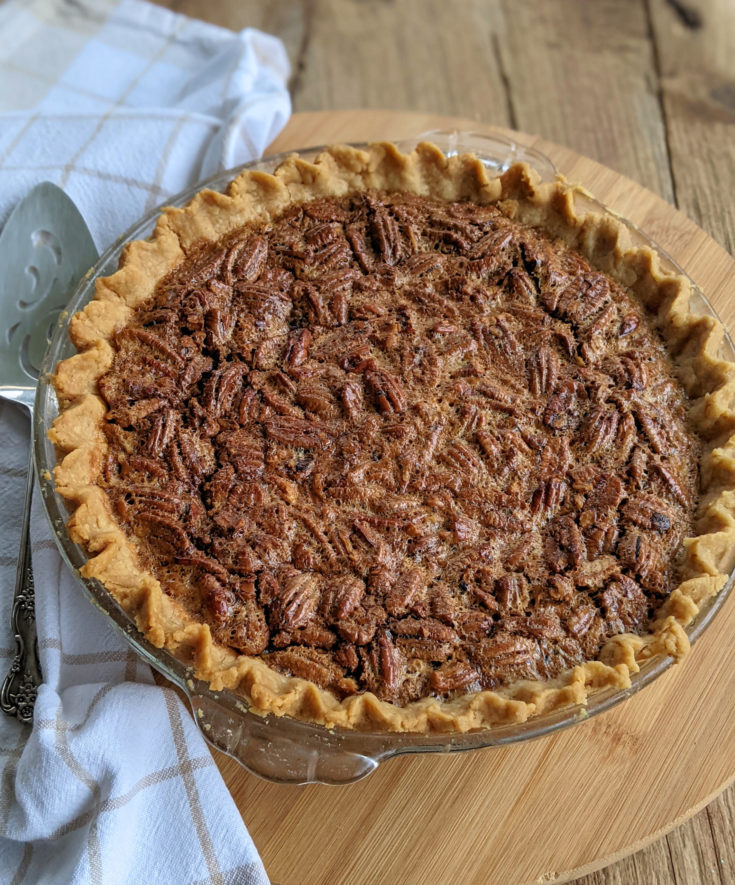 How to Make a Southern Pecan Pie